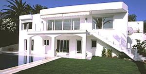 Villa til leje