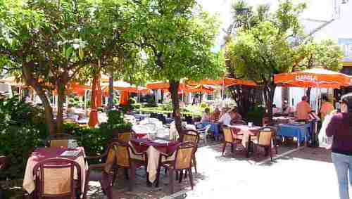 Marbella - Orange Square